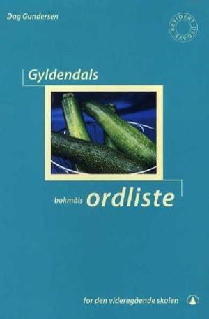 Gyldendals bokmålsordliste for den videregående skolen