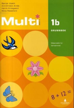 Multi 1b, 2. utgave