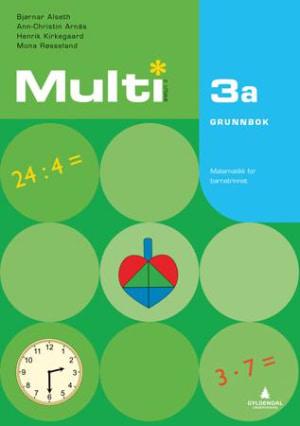 Multi 3a, 2. utgave