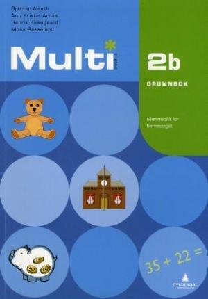Multi 2B, 2. utgåve