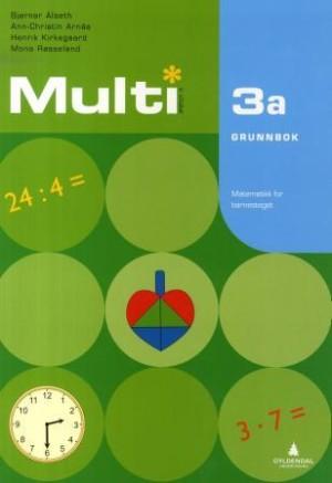 Multi 3a, 2. utgåve