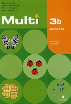 Multi 3b, 2. utgåve