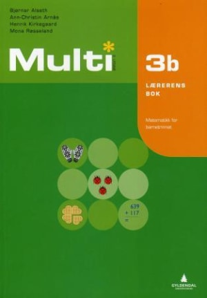 Multi 3b, 2. utgave