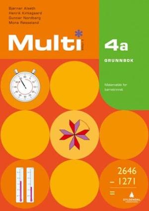 Multi 4a, 2. utgave
