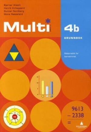 Multi 4b, 2. utgave