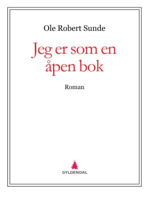 Jeg er som en åpen bok