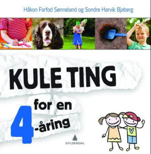 Kule ting for en 4-åring