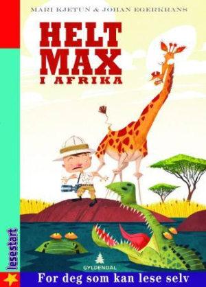 Helt Max i Afrika
