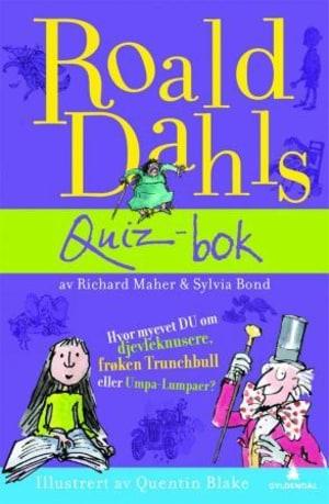 Roald Dahls quiz-bok