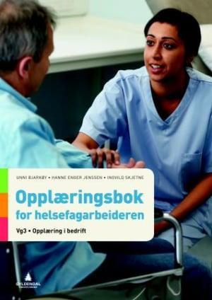 Opplæringsbok for helsefagarbeideren