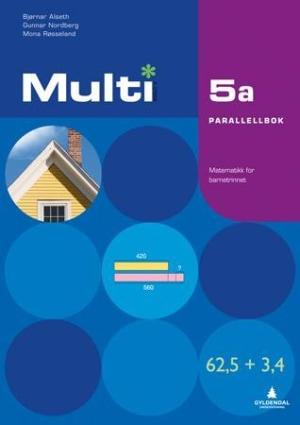Multi 5a, 2. utgåve