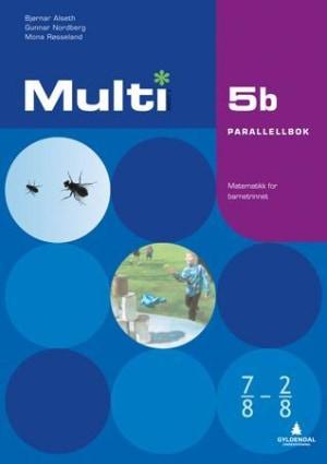 Multi 5b, 2. utgave