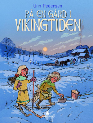 På en gård i vikingtiden