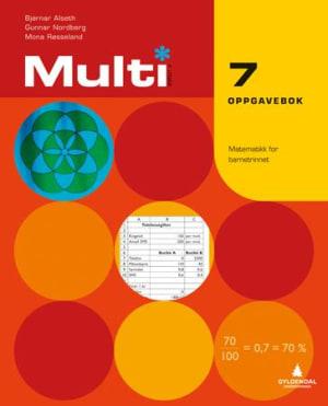 Multi 7, 2. utgave