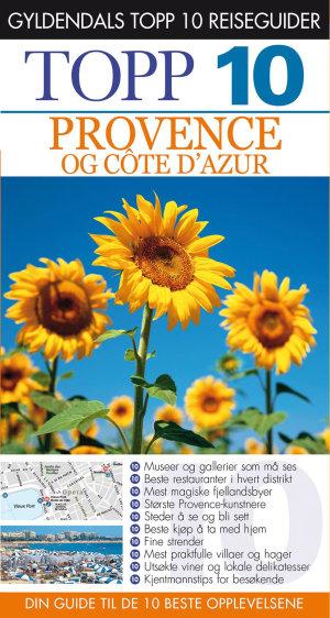 Provence og Côte d'Azur