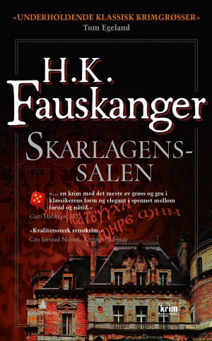 Skarlagenssalen, eller Det røde rom gjengitt etter Oskar Prods Brattenschlags etterlatte nedtegnelser