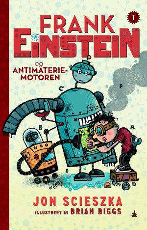 Frank Einstein og antimateriemotoren
