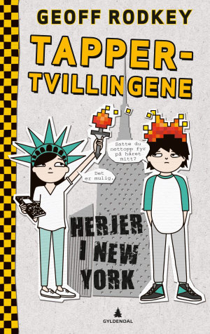 Tapper-tvillingene herjer i New York