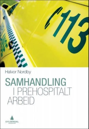 Samhandling i prehospitalt arbeid
