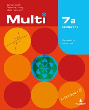 Multi 7a, 2.utgåve