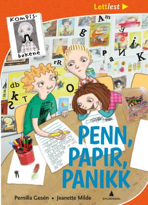 Penn, papir, panikk