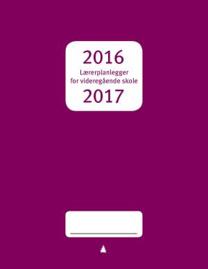 Lærerplanlegger for videregående skole 2016-2017