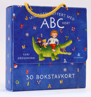 Min egen koffert med ABC-kort