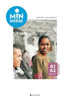 Min norsk, arbeidsbok A1-A2, spor 2 og 3