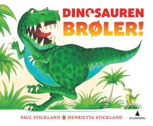 Dinosauren brøler!