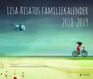 Lisa Aisatos familiekalender 2018 - 2019