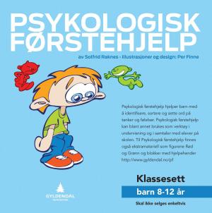 Psykologisk førstehjelp. Klassesett barn 8-12 år