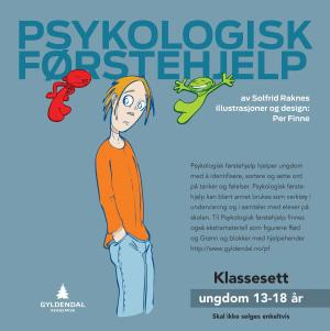 Psykologisk førstehjelp. Klassesett ungdom 13-18 år