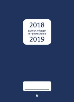 Lærerplanlegger for grunnskolen 2018-2019