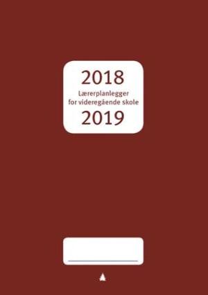 Lærerplanlegger for videregående skole 2018-2019