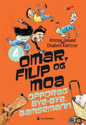 Omar, Filip og Moa