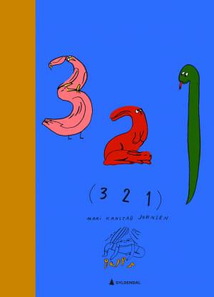 3 2 1