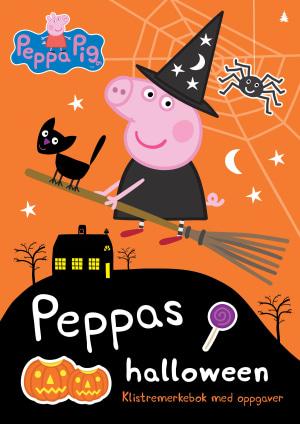 Peppas halloween. Aktivitetshefte