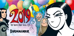 Nemi bordkalender 2019