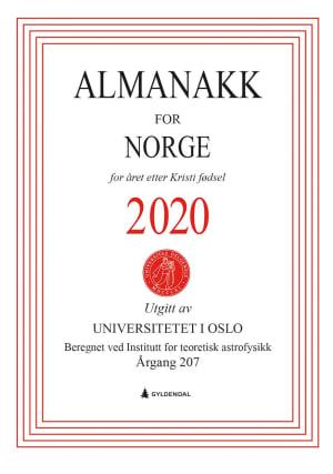 Almanakk for Norge 2020