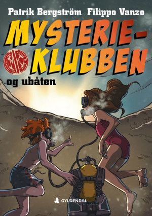 Mysterieklubben og ubåten