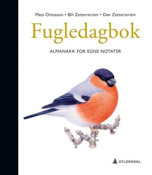 Fugledagbok. Almanakk for egne notater