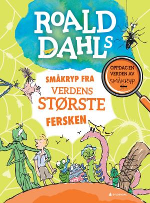 Roald Dahls småkryp fra Verdens største fersken