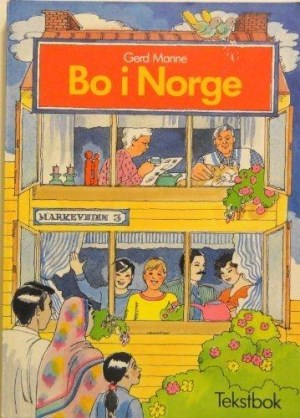 Bo i Norge, tekstbok: mellomnivå