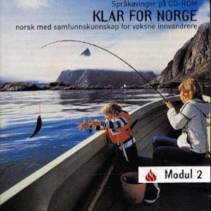 Klar for Norge 2 : språkøvinger på CD-ROM : enbruk