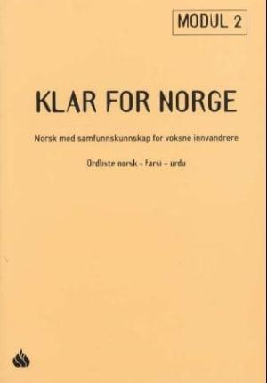 Klar for Norge 2 : Ordliste norsk-farsi-urdu