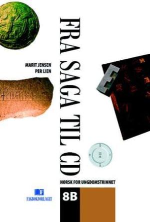 Fra saga til CD 8B