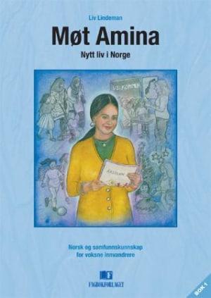 Møt Amina, Nytt liv i Norge