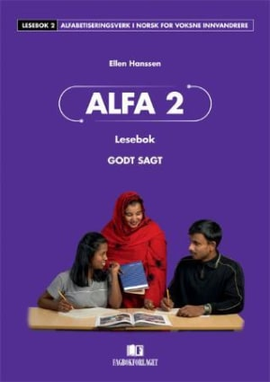 Godt sagt Alfa 2, lesebok med lydbok