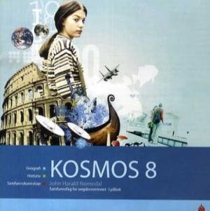 Kosmos 8 Lydbok