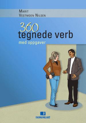 360 tegnede verb